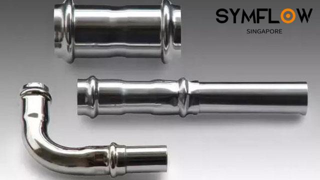卡压式不锈钢管件的原理及特点有哪些?
