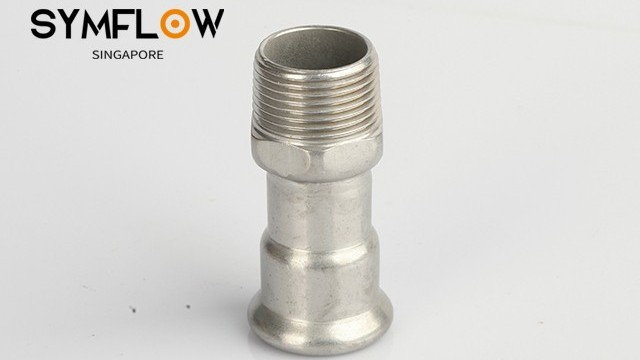 双卡压不锈钢管件的施工使用特点