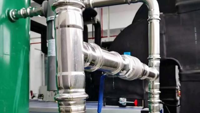 应用大势所趋,只因不锈钢管道的可持续性优势!