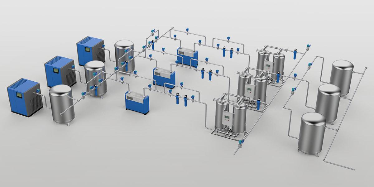 空压机站房系统